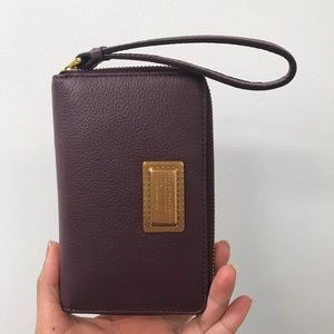 Handbags - NEW MARC BY MARC JACOBS 'New Q Wingman' Wristlet